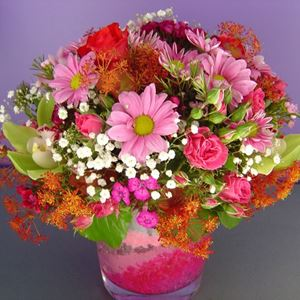 Picture of Colorful Arrangment