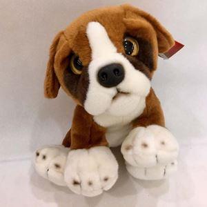 Εικόνα της Σκυλάκι λούτρινο  με μεγάλα μάτια