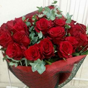 Picture of Bouquet Red Roses