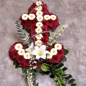 Picture of Funeral Wreath 017