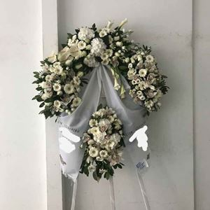 Picture of Funeral Wreath 011