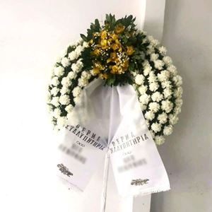 Picture of Funeral Wreath 010