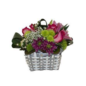 Picture of Arrangement in basket