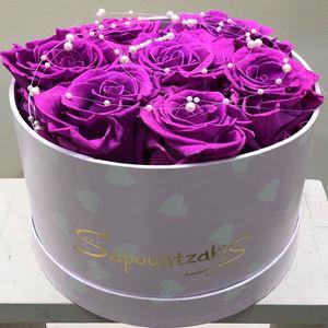Εικόνα της Κουτί Forever Roses