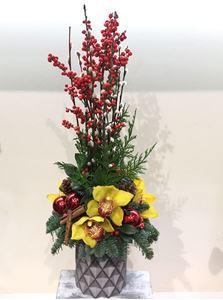 Εικόνα της Χριστουγεννιάτικη Σύνθεση