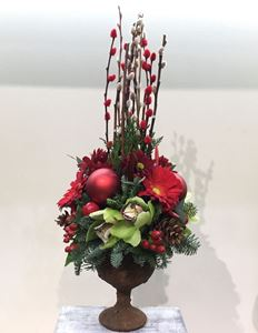Picture of Christmas Arrangement
