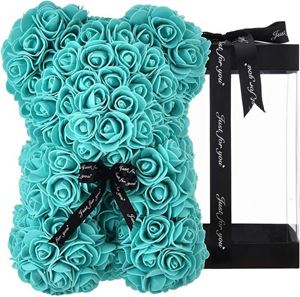 Picture of Rose Bear Mint Green