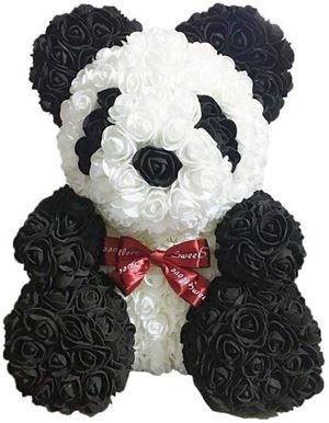 Rose Bear Panda Μεγάλο