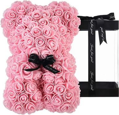 Picture of Rose Bear Pink Μεσαίο