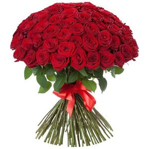 Picture of Bouquet of 100 roses