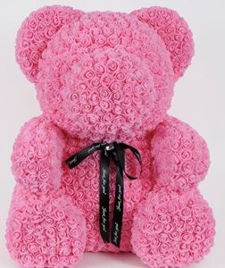 Picture of Rose Bear Giant Pink