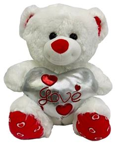 Picture of Teddy bear Heart Love